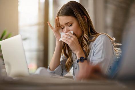 Grippe und Grippeschutz