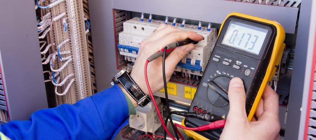 elektrosicherheit