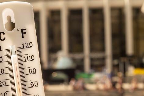 Sommerhitze am Arbeitsplatz